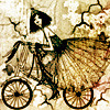 miss_october: icon by LJ's iconomicon (Bike)