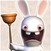 cephy: (rabbids have plungers)