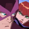 sneakronicity: (Clint Nat EMH intense)