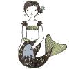 seaglassgreen: (little mermaid)