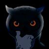 tcex28: Fräulein Eule. (glaucus owl)