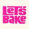 "strina: text only ""let's bake"" (txt - let's bake!)"