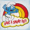 infinimato: (smurfs - have a smurfy day)