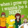 infinimato: (misc - girl nerds)
