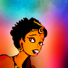 dharmavati: experimental artwork found at ACK-media.com, colored by me ({misc} let's all be princesses)
