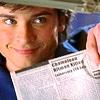 jlvsclrk: (Clark with paper)