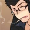 redjacketthief: (-glasses- not feeling right)