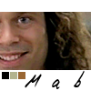 mab_browne: Blair Sandburg's beautiful smile (Mab's Blair)
