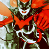 thebatwoman: (cover girl.)