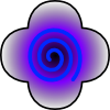 moonlit: (Dark Places - Blue Spiral)