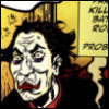 theflames: The Joker best expression. (paul pope, the joker)