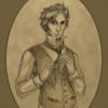 asphodelrain: A distinguished gentleman in a waistcoat (Default)