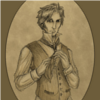 asphodelrain: A distinguished gentleman in a waistcoat (waistcoat) (Default)