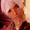 lassarina: Fenris from Dragon Age 2, looking puzzled (Fenris: puzzled)