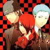 lassarina: Mitsuru, Akihiko, and Shinjiro from Persona 3 (Mitsu Aki Shinji OT3)