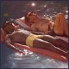 dorinda: Scotty and Kelly lounge around in the pool. (ISpy_Jaguar_pool)