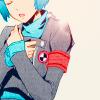 yamagishi: (It is awfully hard work doing nothing)