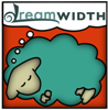 jerico_cacaw: A dreamsheep in my journal's colors (kirsch)
