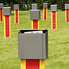 arduinna: field of Amazing Race clue boxes (TAR)
