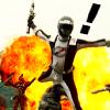 capncosmo: Masumi being exploded (Masumi Explodes)