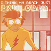 capncosmo: You just exploded Kid Flash's brain (Brain exploded)