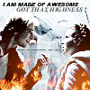 capncosmo: I, like Han, am made of awesome (Made of Awesome)