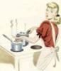 i_lara: (woman cooking)