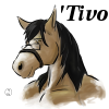 altivo: 'Tivo as a plush toy (Miktar's plushie)