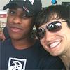 nickthewarbler: (With David (Grin))