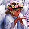 aerianya: (angel kiss)