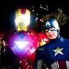 mechanosapience: (Steve and Tony)