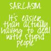 elianahsharon: (sarcasm)