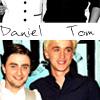 lifevolutionary: Daniel Radcliffe/Tom Felton (DanTom)