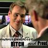 lifevolutionary: I <3 manipulative!Wilson (Bitch)
