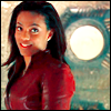 "srevans: Martha Jones, ""bitch please"" expression, telling the Tenth Doctor she's ending things on her own terms (who: AGENCY GIRL)"