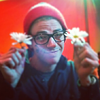 theundapperone: (Flowers (Glasses))