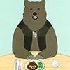 soup: (ステーキ)