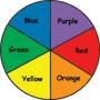 colorwheel: six-hued colorwheel (pearl barley & charlie parsley)