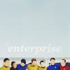 thisissirius: it takes a team (star trek + enterprise + team!)