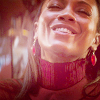 glinda: uhura laughing (uhura/laughter)