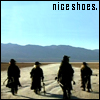 "solaciolum: Six String Samurai, the Four Guitarists of the Apocalypse, ""Nice Shoes"" (nice shoes)"