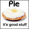 solaciolum: Pie: It's Good Stuff (pie)