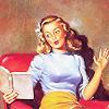roxy: (love reading by ozqueen)