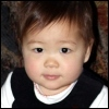 kate_nepveu: todder looking straight at camera with very slight smile (SteelyKid - seriously cute (2009-10))