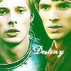 shiny_starlight: (Merlin - Merlin/Arthur - Destiny Green)