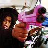 fera_festiva: Shirley from Community aiming a paintball gun (Community: Shirley guns)