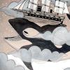 piscaria: (dreamy whale)