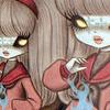 sapphirekat: (Junko Mizuno- Evil Girls)