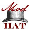sara: moderator icon (Mod Hat)
