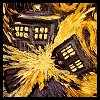 theoldbluebox: (Tardis Crash)